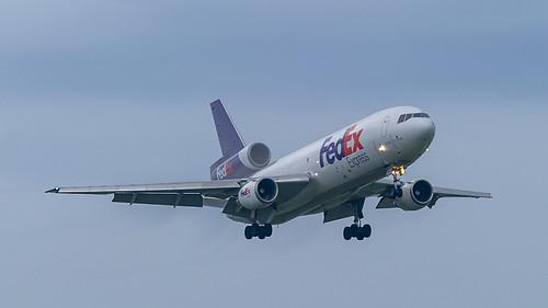 Federal Express (FedEx) McDonnell Douglas MD-10-10F N396FE