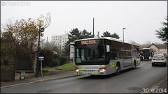 Setra S 415 NF – Stivo (Société de Transport Interurbaine du Val d'Oise) / STIF (Syndicat des Transports d'Île-de-France) n°902 - Photo of Jouy-le-Moutier