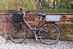 Raleigh Trent Bicycle at Copenhagen_DSC09074