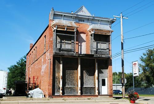 Fessel Drug Store building - Muscoda, Wisconsin