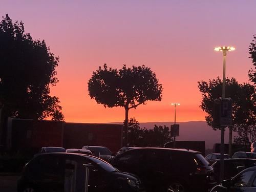 Sunset Lavaux