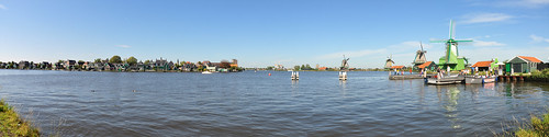 Zaanse Schans Panoramic