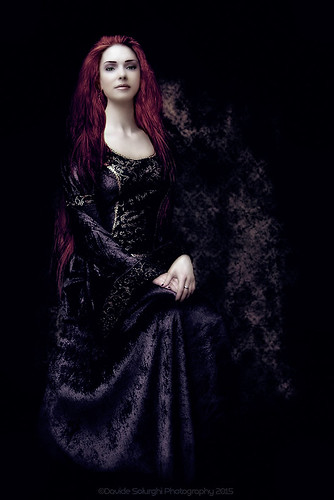 The Dark Princess!
