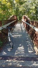 2019 Bike 180: Day 148 - Bridge