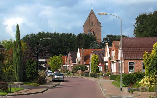 Groningen: Loppersum, Wirdumerweg