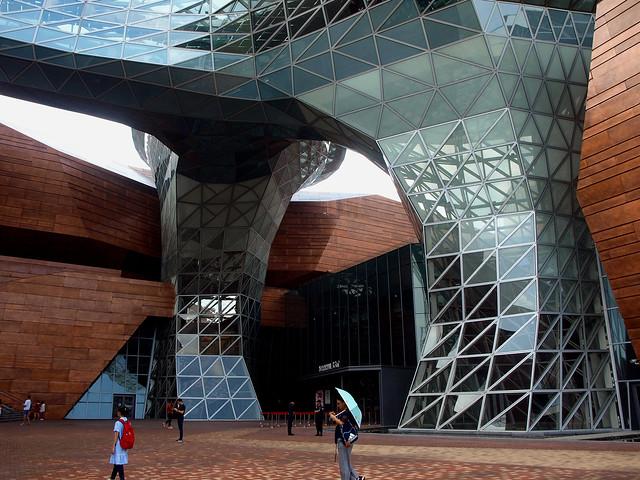 Chiny - Shanghai
