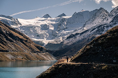 Moiry Glacier - Valais, Switzerland - Landscape photography