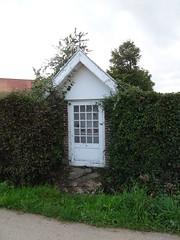 Godewaersvelde (Nord, Fr) oratoire en2019 (5)