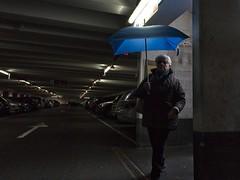 underground rain..