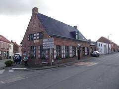 Godewaersvelde estaminet het  Blauwershof (2)