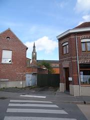 Godewaersvelde Église Saint-Pierre en2019 (2)