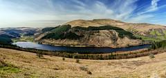 Talybont reservoir, South Wales