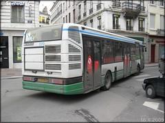 Renault Agora S – TPAS (Transports Publics de l'Agglomération Stéphanoise) (Veolia Transport) / STAS (Société de Transports de l'Agglomération Stéphanoise) n°270 - Photo of La Tour-en-Jarez