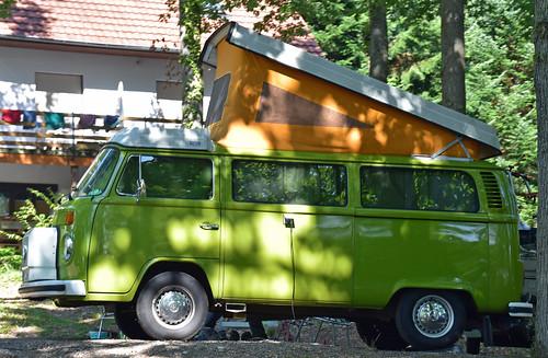 T2b Helsinki op de camping