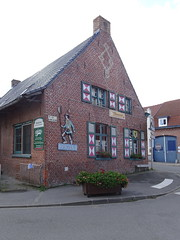 Godewaersvelde estaminet het  Blauwershof (3)