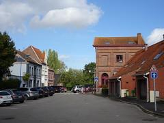 Godewaersvelde - Ancienne gare en 2019