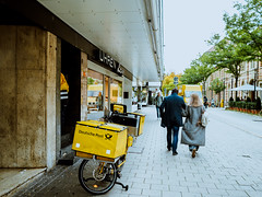 German Yellow Cabs