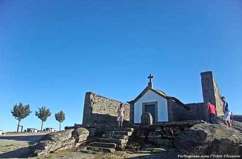 Capela de Santa Bárbara - Almofala - Portugal 🇵🇹