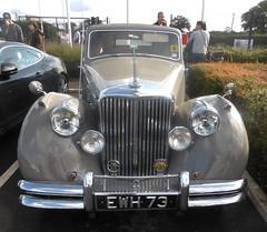 Jaguar Mark V Drophead (1951)