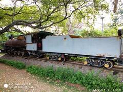 Narrow gauge steam locomotive 🚂.