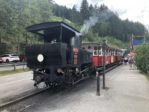 Achenseebahn Bahnhof Seespitz