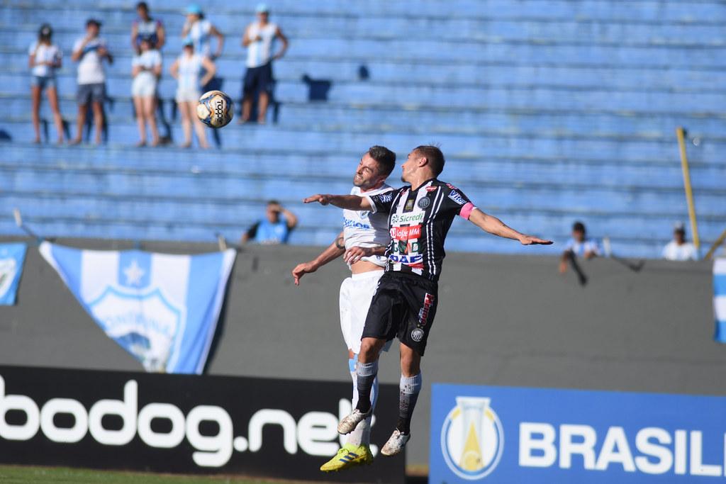 Londrina x Operário-PR