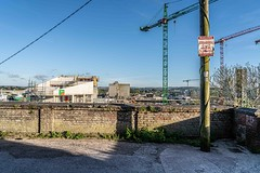 SUMMERHILL ROAD NORTH IN CORK CITY [ALSO THE CITY AS SEEN FROM THE SUMMERHILL AREA OF CORK]-157239