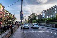 SUMMERHILL ROAD NORTH IN CORK CITY [ALSO THE CITY AS SEEN FROM THE SUMMERHILL AREA OF CORK]-157244