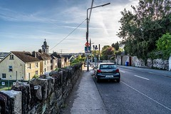 SUMMERHILL ROAD NORTH IN CORK CITY [ALSO THE CITY AS SEEN FROM THE SUMMERHILL AREA OF CORK]-157245