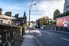 SUMMERHILL ROAD NORTH IN CORK CITY [ALSO THE CITY AS SEEN FROM THE SUMMERHILL AREA OF CORK]-157260
