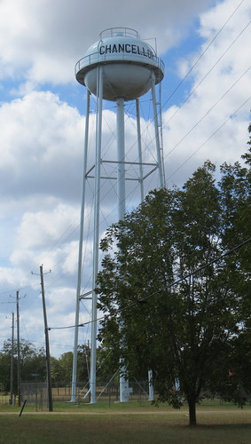 Water Tower Chancellor AL