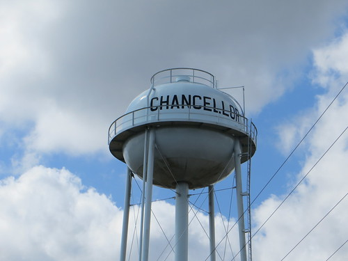 Water Tank Chancellor AL