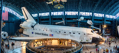 Discovery Space Shuttle Panoramic