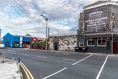 THE SEXTANT PUB AND THE BACK DOOR AS IT WAS IN JULY 2017 [CLOSED IN 2019]-157273