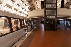Underground Metro Stop
