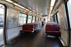 Red Line Subway - Washington DC
