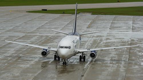 Nolinor Aviation Boeing 737-2L9(A) C-GNLA