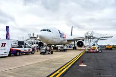 Federal Express Airbus A300F4-605R N660FE