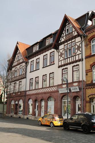 Mühlhausen/Thüringen: Kilianstraße