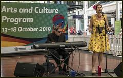 Blind keyboard player Brisbane Mall-1=