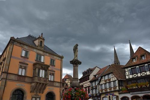 Place du Marché, Obernai