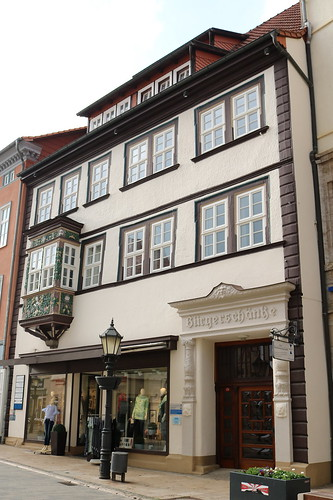 Mühlhausen/Thüringen: Haus