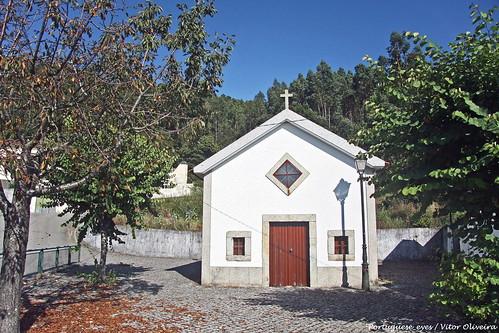 Capela de São Julião - Branca - Portugal 🇵🇹