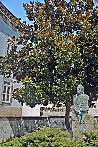 Monumento a Benjamim Valente - São João da Madeira - Portugal 🇵🇹