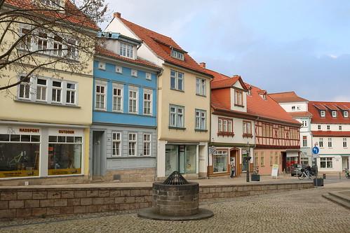 Mühlhausen/Thüringen: Steinweg