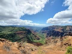 Waimea Canyon and Kōkeʻe