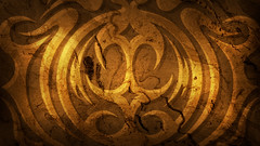 Golden & Tribal Background Image 2019 (Free to use)