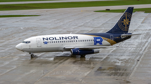 Nolinor Aviation Boeing 737-2L9(A) C-GNLA