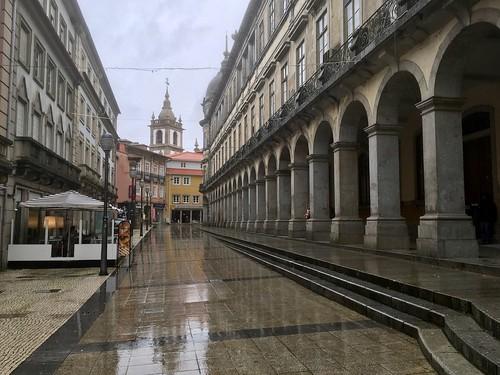 Rua do Castelo, Braga - Portugal