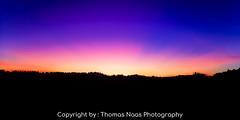 Aubenhausen (Tuntenhausen, Bayern) , Sunset
